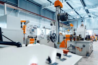 Австрийский бизнес по производству оборудования