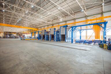 Металлургический завод в промышленном парке Дубая