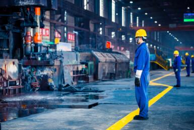 Международный бизнес по производству стали