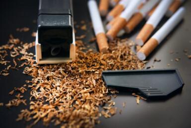 Производитель табака, дистрибьютор, розничный торговец