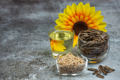 Производство подсолнечного масла в Северо-Восточной Болгарии