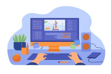 Мультиплатформенный Веб-сайт для управления