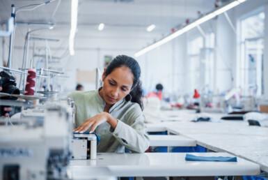 Бизнес по Производству текстильной