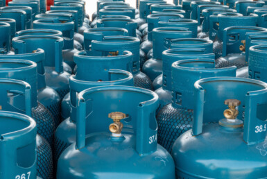 Дистрибьюторский бизнес по сжиженному нефтяному газу