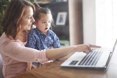 Цифровое образование для мам по построению онлайн-бизнеса